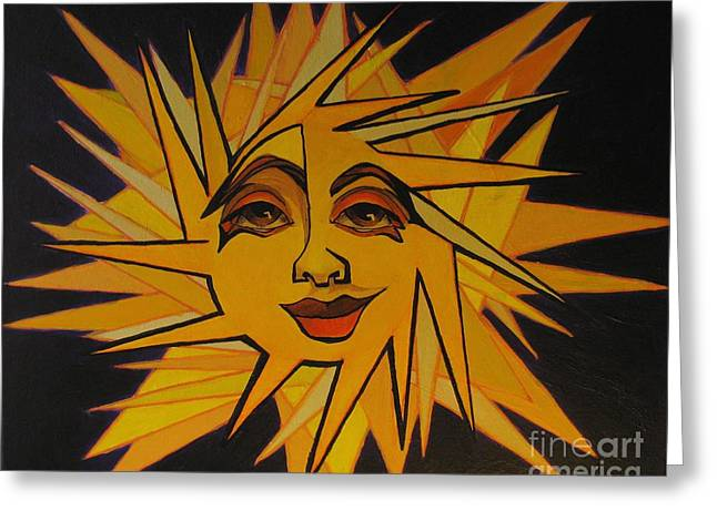 Lenny - Here Comes The Suns Greeting Card