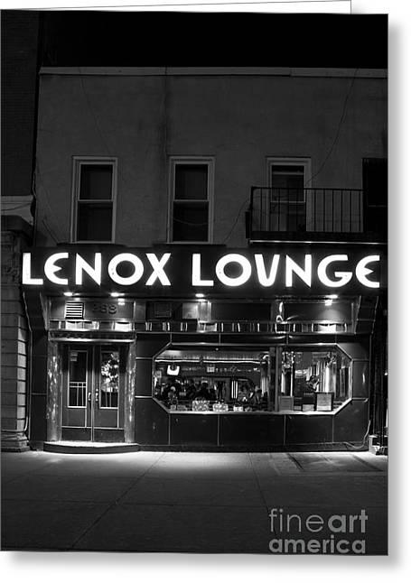 Lenox Lounge_175 Greeting Card