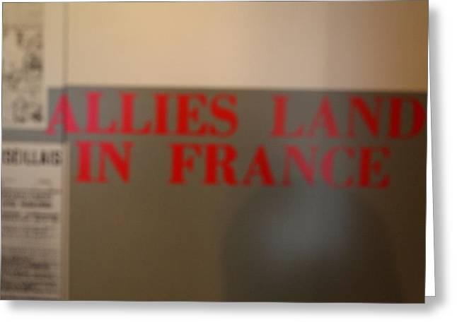 Les Invalides - Paris France - 011350 Greeting Card by DC Photographer