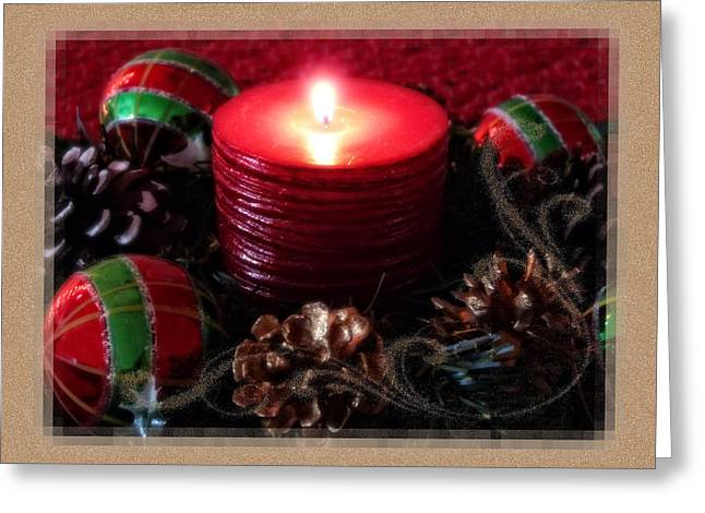 Let Your Light Shine Greeting Card by Lucinda Walter