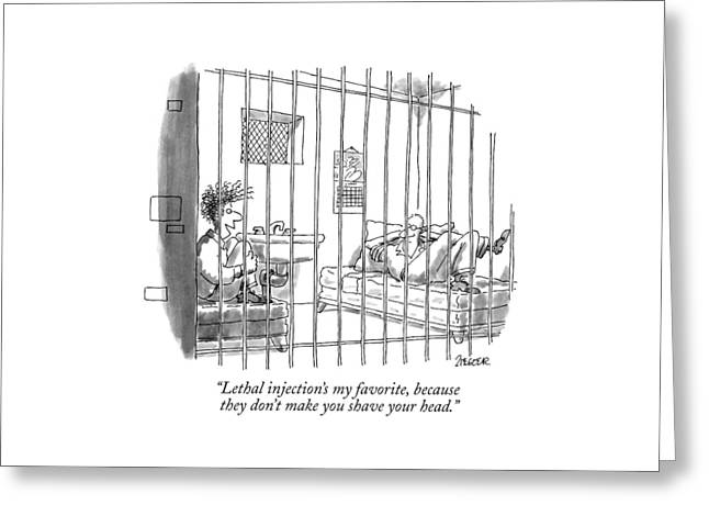 Lethal Injection's My Favorite Greeting Card