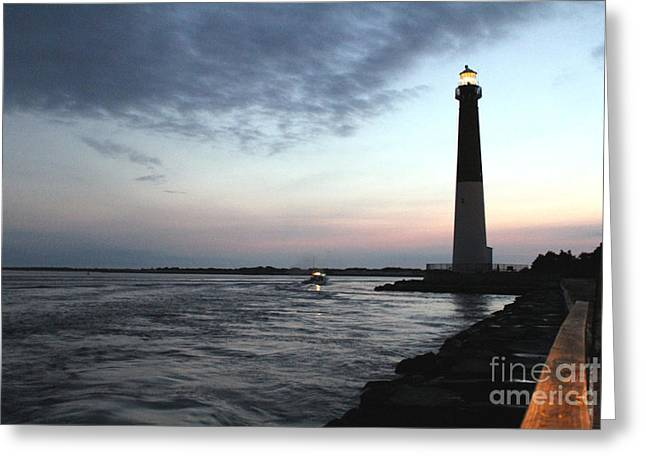 Light At Dawn Greeting Card by David Jackson
