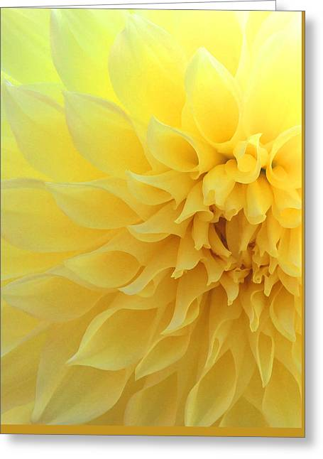 Light Of Faith Greeting Card by The Art Of Marilyn Ridoutt-Greene