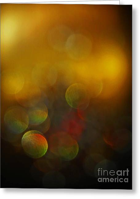 Light Greeting Card by Sarah Loft