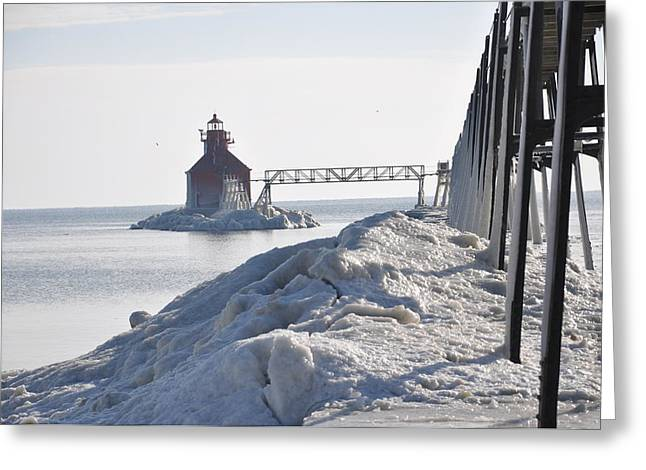 Lighthouse 1 Greeting Card