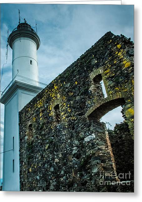 Lighthouse 2 Greeting Card by Will Cardoso