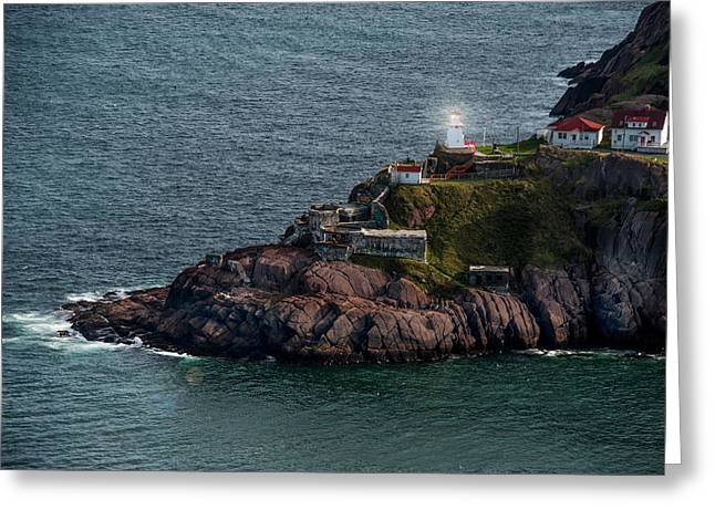 Lighthouse I Greeting Card