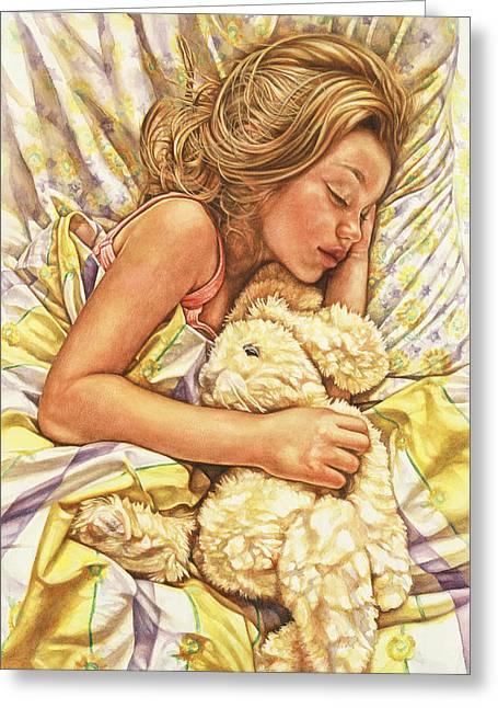 Little Dreamer Greeting Card