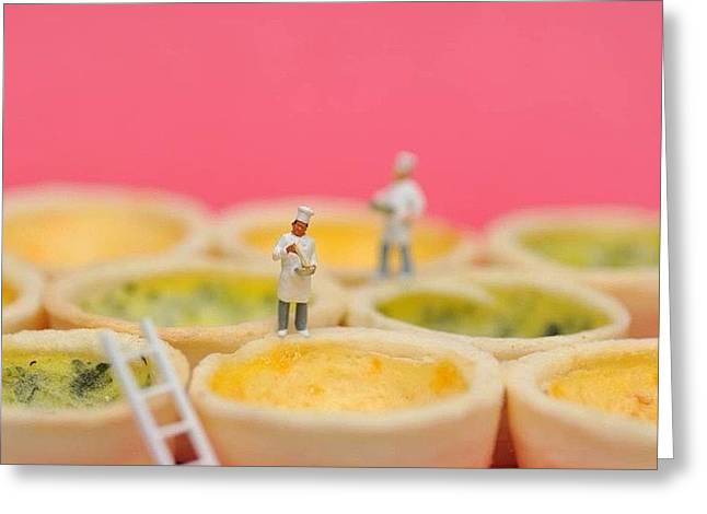 Little People Around Is A #photography Greeting Card
