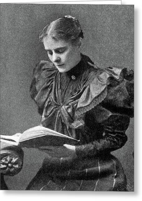 Lizette Reese (1856-1935) Greeting Card by Granger