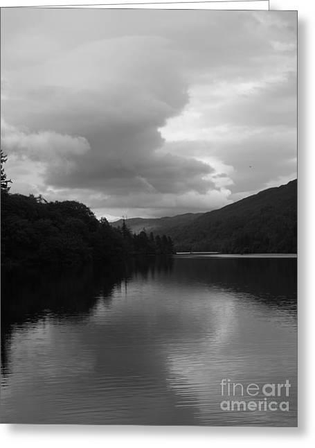 Loch Oich Greeting Card