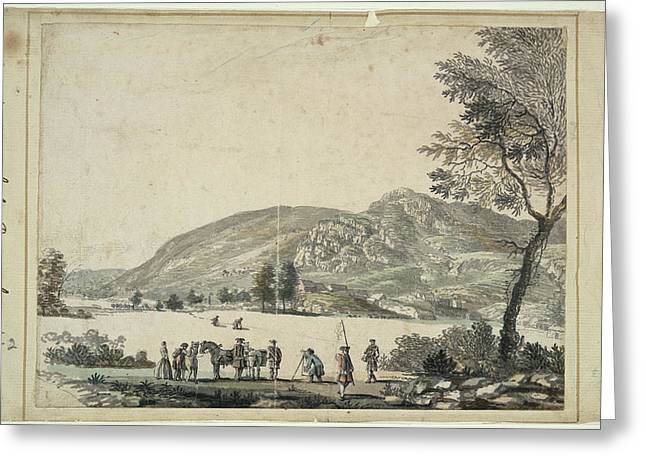 Loch Rannoch Greeting Card by British Library