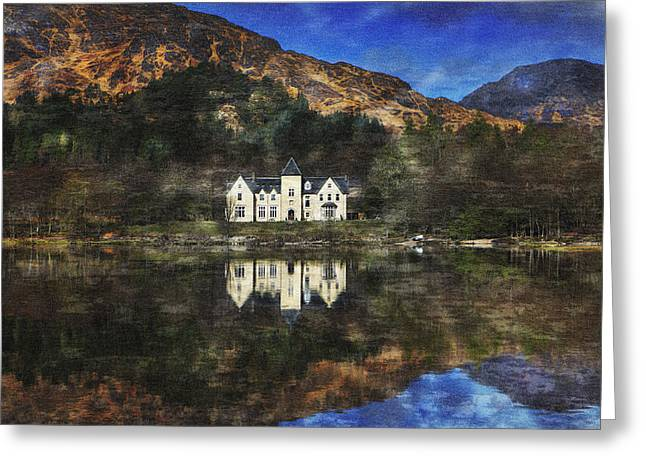 Loch Shiel Mk.2 Greeting Card