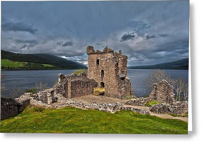 Lochness Greeting Card