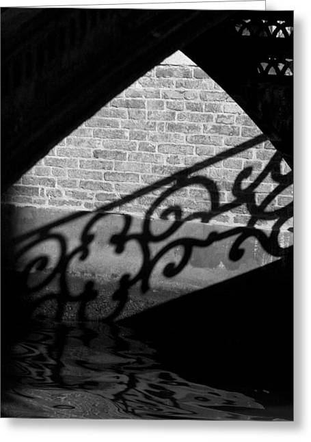 L'ombra - Venice Greeting Card