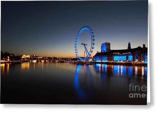 Greeting Card featuring the photograph London 1 by Mariusz Czajkowski