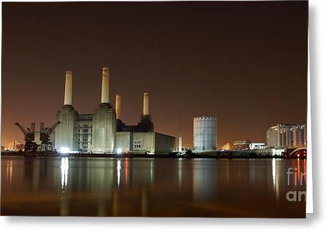 Greeting Card featuring the photograph London 2 by Mariusz Czajkowski