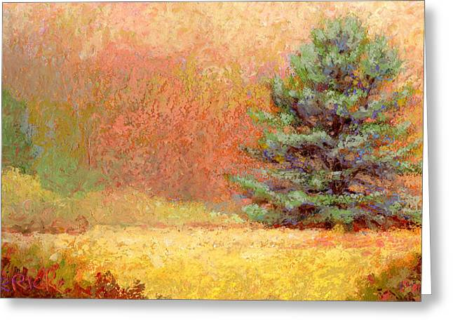 Lone White Pine II Greeting Card