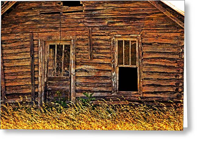 Long Abandonded 2 Greeting Card by Marty Koch