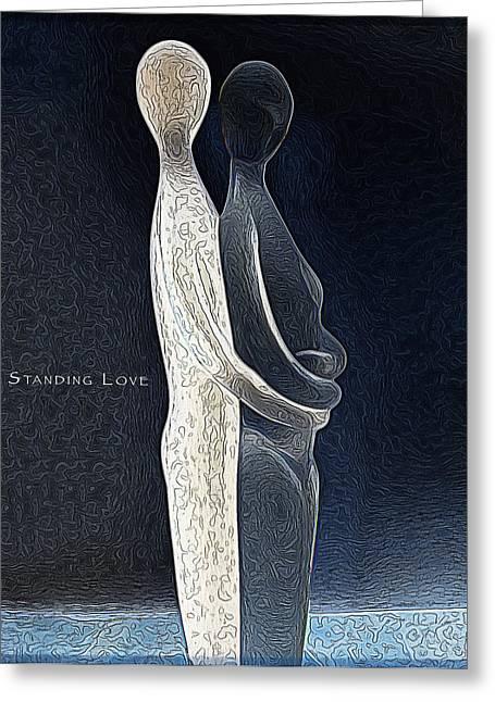 Long Standing Love Greeting Card