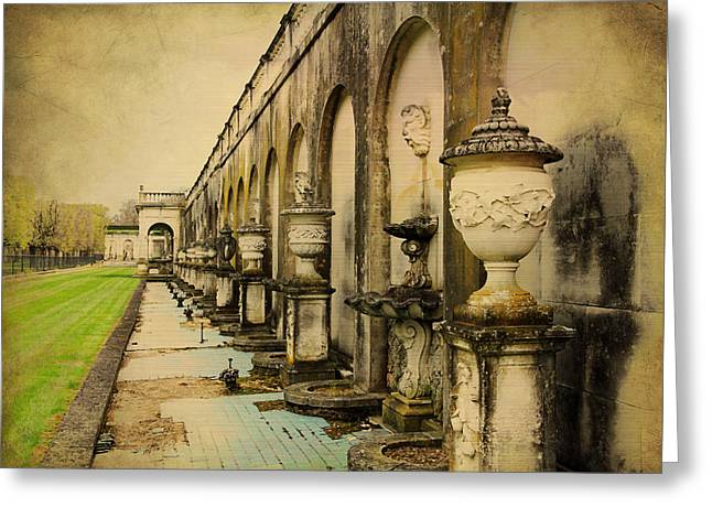 Longwood Gardens Fountains Greeting Card