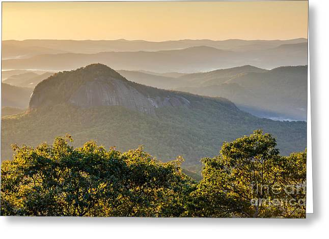Looking Glass Rock Greeting Card by Anthony Heflin