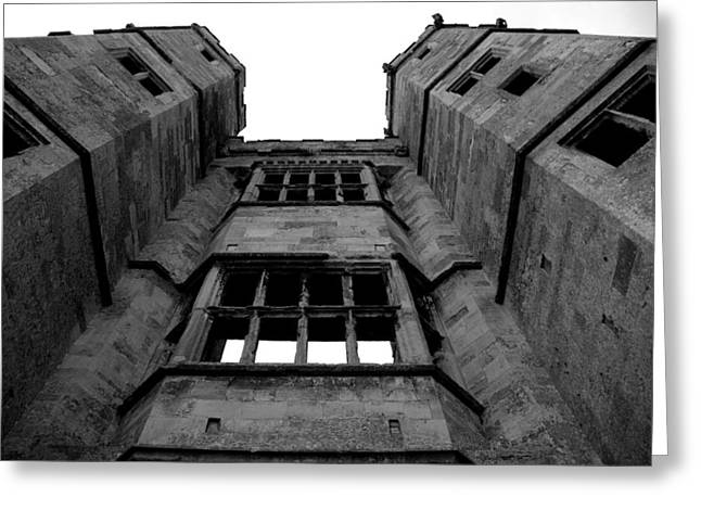 Looming Greeting Card by JT Photography