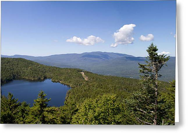 Loon Mountain Greeting Card