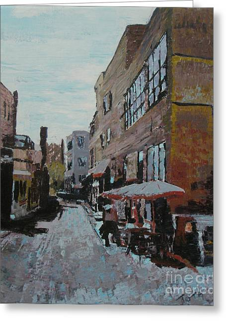 Loring Corners Greeting Card