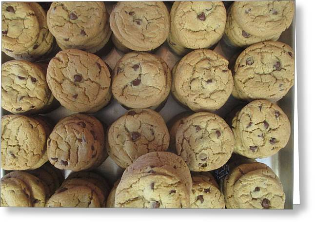 Lotta Cookies Greeting Card