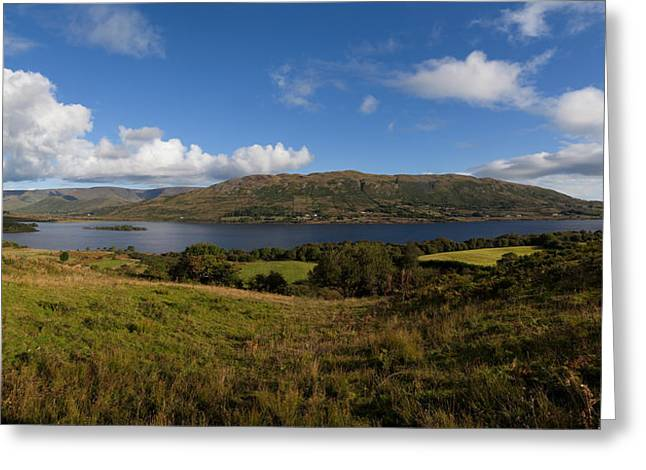 Lough Mask, At Clogh Brack Upper, An Greeting Card by Panoramic Images