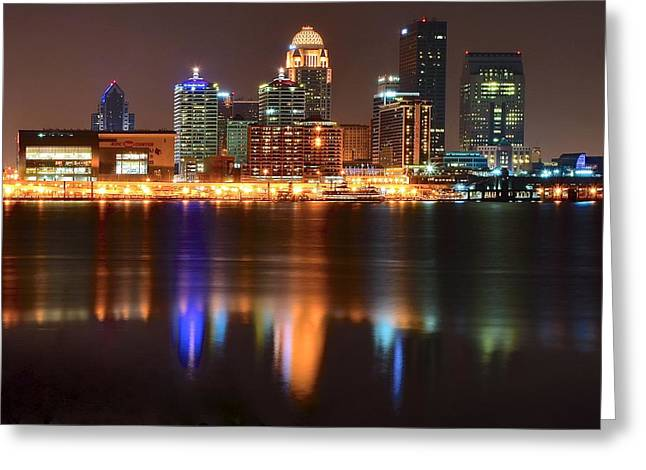 Louisville Eight By Ten Greeting Card