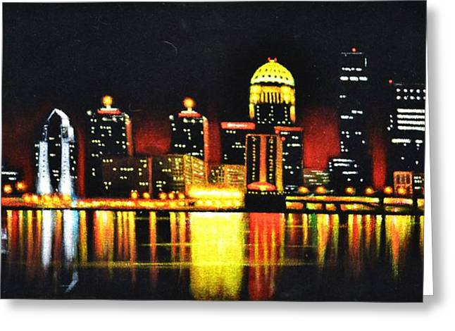 Louisville Greeting Card