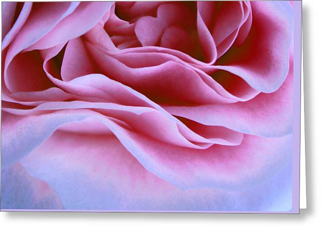 Love And Art Greeting Card