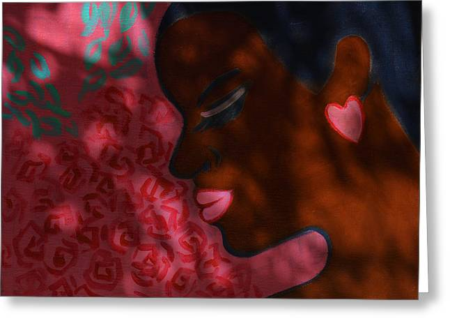 Love And Dreams Greeting Card