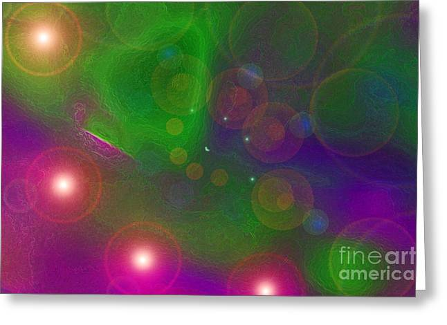 Love Dreams By Jrr Greeting Card by First Star Art