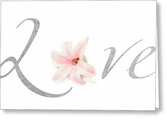 Love Greeting Card by Lucid Mood