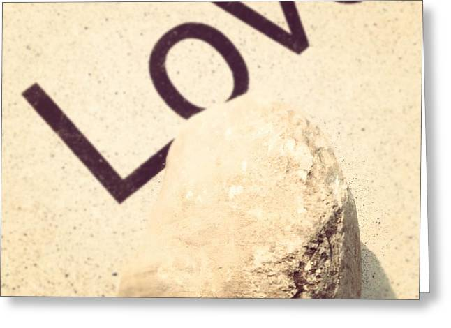 Love Rocks Greeting Card