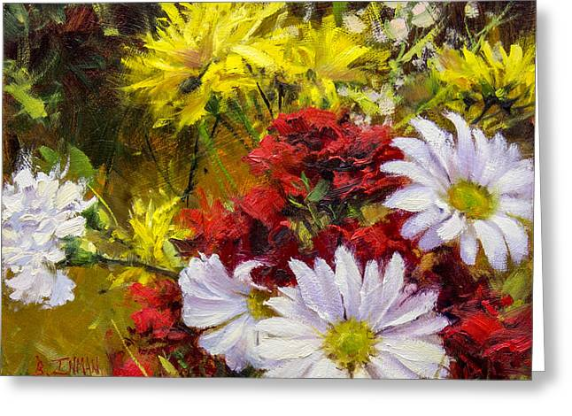 Lovingly Yours Greeting Card by Bill Inman