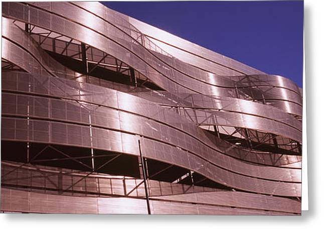 Low Angle View Of A Building, Colorado Greeting Card by Panoramic Images