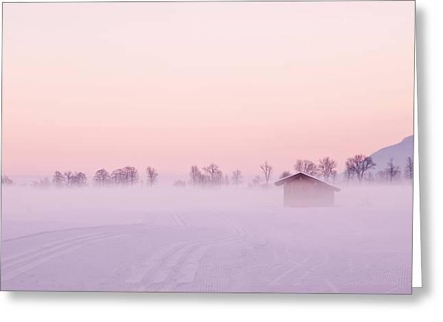 Low Fog Greeting Card