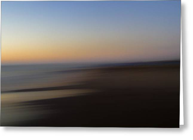 Low Tide Greeting Card by Steve Belovarich