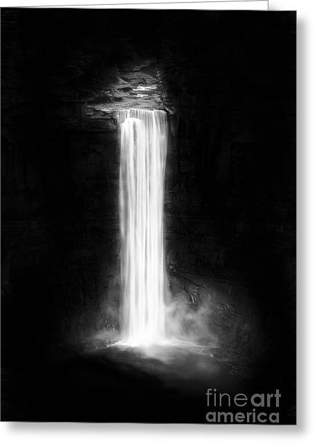 Luminous Waters II Greeting Card by Michele Steffey