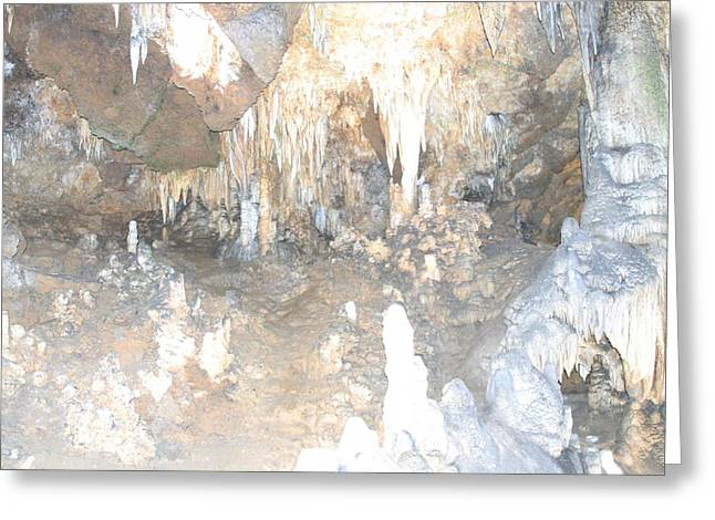 Luray Caverns - 121222 Greeting Card by DC Photographer