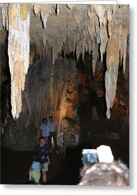 Luray Caverns - 12123 Greeting Card by DC Photographer