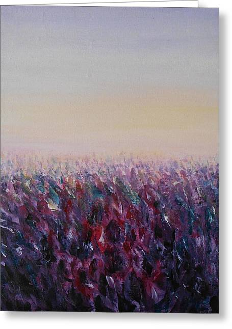 Luscious Greeting Card by Jane  See