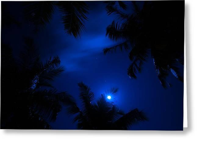 Magic Of The Night Sky 1 Greeting Card