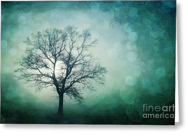 Magic Tree Greeting Card