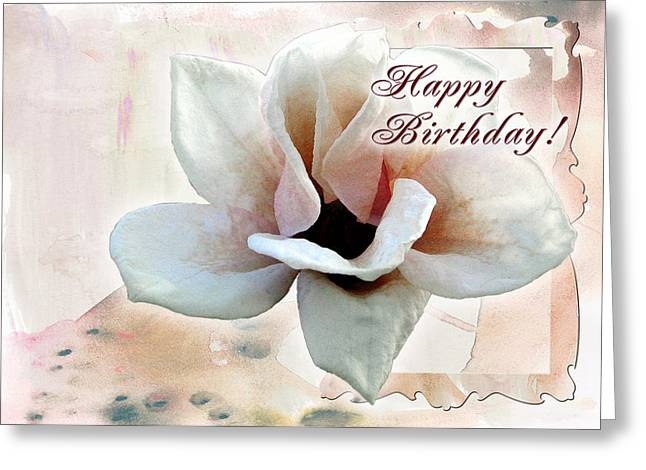 Magnolia 1 Greeting Card