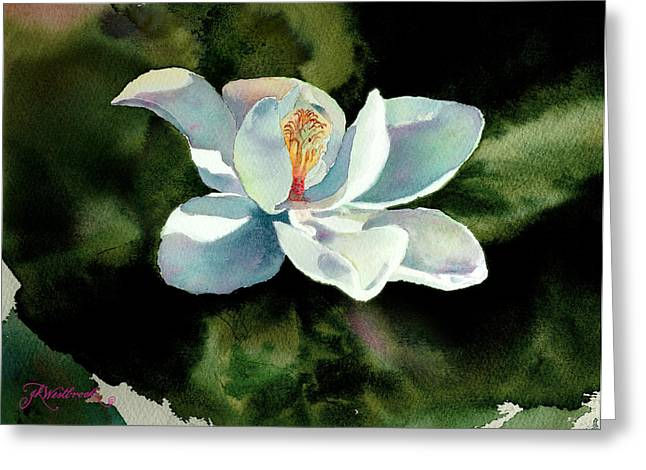 Magnolia At Starwood Glen Greeting Card